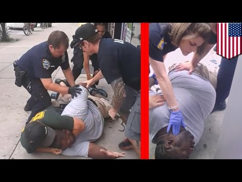 Police chokehold death: NYC cops, medical responders denied emergency care to Eric Garner