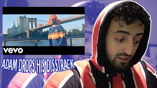 ADAM SALEH DROPS HIS DISS TRACK ON ME!