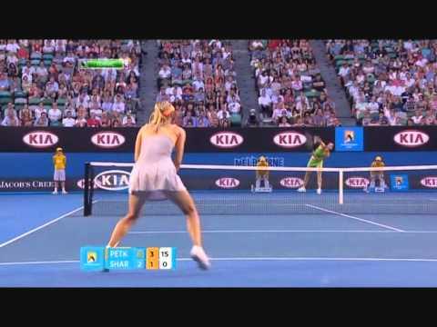 Andrea Petkovic vs. Maria Sharapova