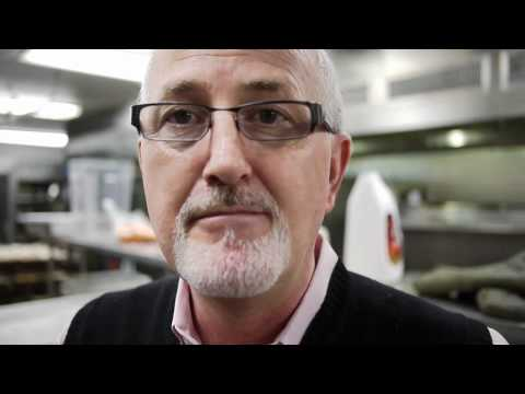 Robert Egger Gives a Tour of DC Central Kitchen