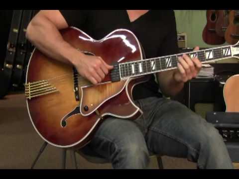 Heritage Kenny Burrell Signature Model Guitar