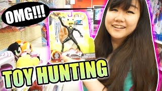 TOY HUNTING - SO MUCH NEW TOYS!!! - Miraculous Ladybug, Disney Tsum Tsums, TMNT & MORE!