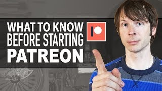 What to Know Before Starting Patreon