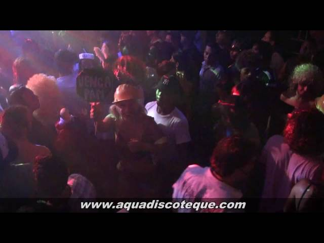 Aqua Discoteque Halloween 2010 | Nightlife | Tamarindo Costa Rica