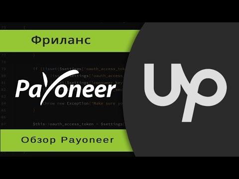 Ништяки платежной системы Payoneer