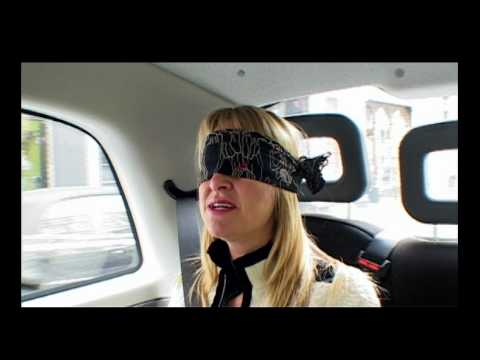 Danielle Henderson, The Blindfold Reader - The Old Vic, London - Short Version