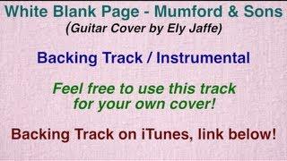 """download lagu """"white Blank Page"""" - Mumford & Sons - Instrumental gratis"""
