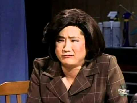madtv connie chung tonight   youtube