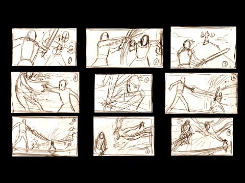 Sword Fighter Drawing 9 Ways to Draw Fight Scenes