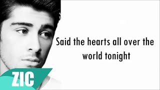 Zayn Malik - With you (Lyrics)