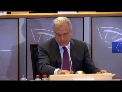 Fragen an Dimitris AVRAMOPOULOS, 30.09.2014 (englisch)
