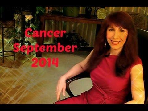 Cancer September 2014 Astrology