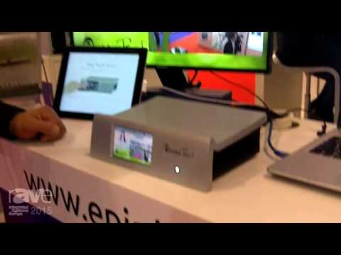 ISE 2015: Epiphan Systems Presents Epiphan Pearl