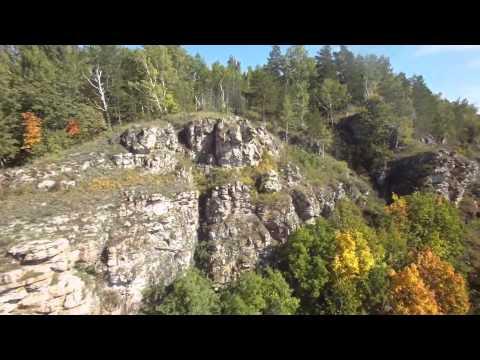 Природа Башкортостана: гора Бужа-Тау