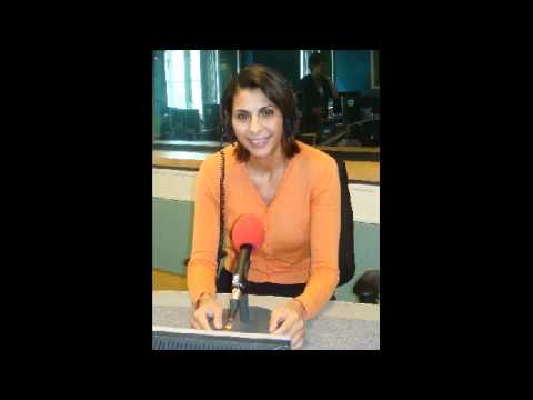 Nabila Ramdani - BBC Radio 5 Live - Drive - Gaddafi's family flees to Algeria - 29 August 2011