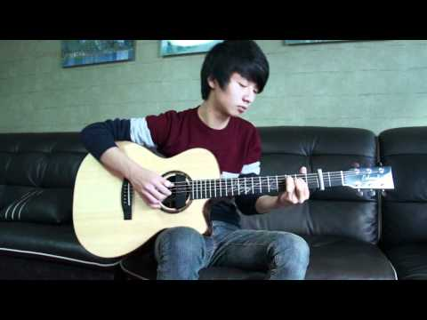 (Adele) Someone Like You by Sungha Jung tab