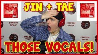 BTS (防弾少年団) 'Crystal Snow -Japanese ver.-' REACTION [VOCAL KINGZ]