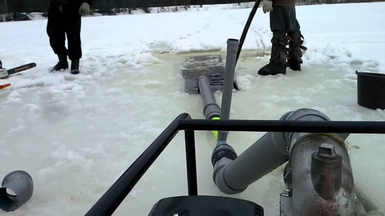 Подача кислорода в пруд своими руками 19