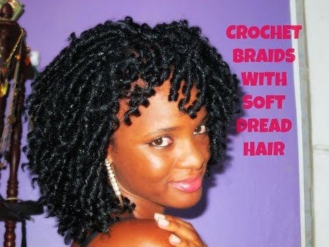 the Soft Dread Hair is so easy to maintain and it doesnt tangle ...