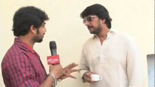 CHIT CHAT WITH KICCHA SUDEEP
