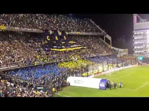BOCA vs CAPIATA Sudamericana 2014
