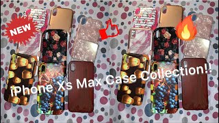IPHONE XS MAX CASE COLLECTION!!!