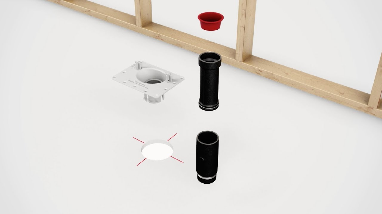 F2 Drain The Innovative Solution For Freestanding