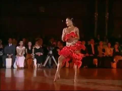 Anna Melnikova Samba - YouTube