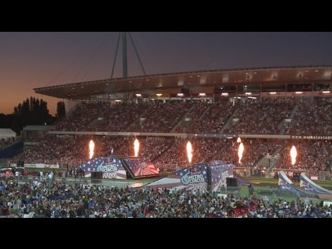 James Foster BMX Triple Backflip - Nitro Circus Live, Hamilton New Zealand