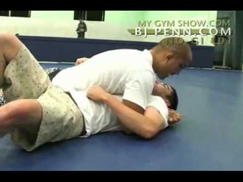 Side Control Knee on Stomach to Mount