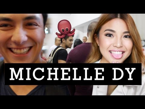 Stalking youtuber MICHELLE DY!!