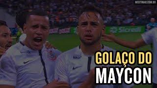 Corinthians x Bragantino - Golaço de Maycon (Paulistão 2018)