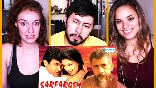 SARFAROSH | Aamir Khan | Naseeruddin Shah | Trailer Reaction!