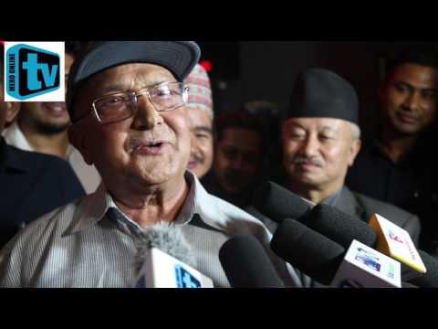 ओलीले भने तक्मे बुडा बिग्रिएछ   KP Oli Funny speech   Takme Buda  