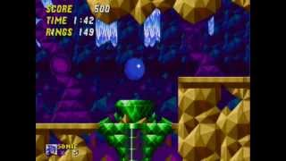 Sonic 2 - Hidden Palace Zone - Music 3000