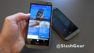 HTC One M8 with Windows hands-on