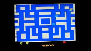 Ms. Pac-Man Atari 2600 gameplay / commentary