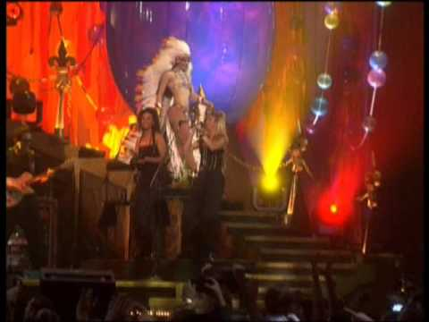 Cher - Half Breed (live At Believe Tour '99) video