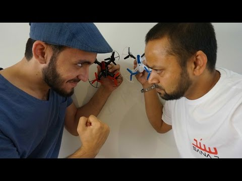 Sky Fighters Battle Drones Full Battle Abdul Vs AliShanMao