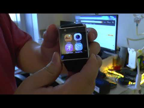 X11 Smartwatch - 5.1 Android, SIM Card, TF Card, Camera!