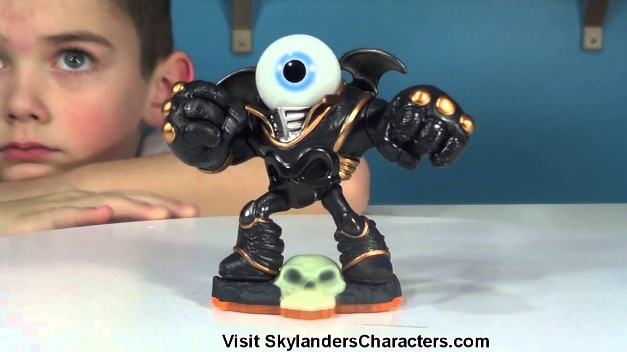 Skylanders giants eye brawl charcter highlight youtube - Coloriage skylanders giants eye brawl ...