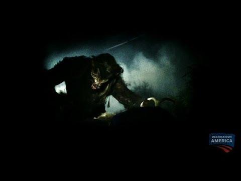 Wampus Beast Mountain Monsters Beast of bray road  monsters