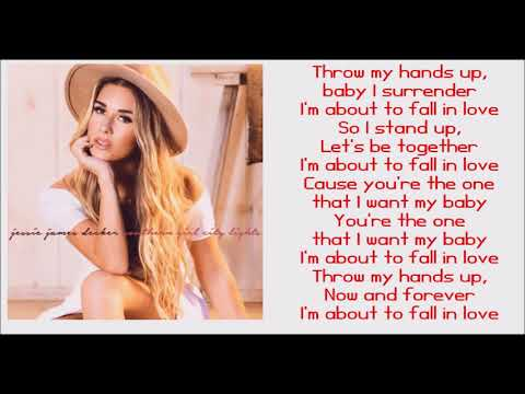 Jessie James Decker - Fall in Love (Lyric Video)
