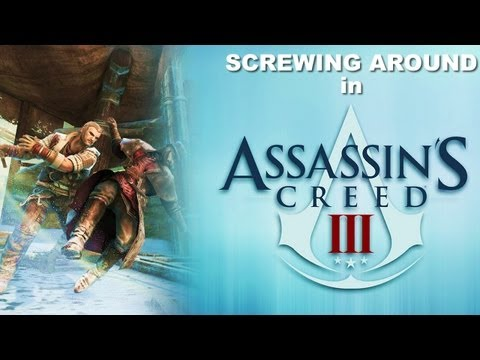 Screwing Around in AC3 Multiplayer Pt1 w/ Kootra and Danz