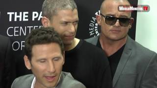 Wentworth Miller,  Dominic Purcell, Robert Knepper and others