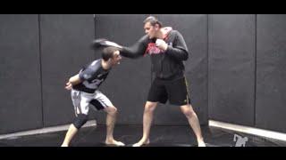 MMA Striking Drill - Better Natural Head Movement