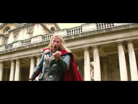 Marvel's Thor: The Dark World - Bloopers 1
