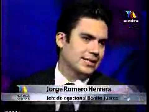 Al Filo, con Ana María Lomelí entrevista a Jorge Romero Herrera