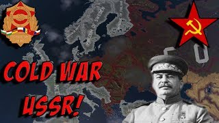 Hearts of Iron 4: Cold War USSR #03