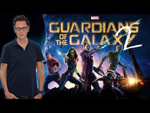 James Gunn Reveals GUARDIANS OF THE GALAXY 2 Details – AMC Movie News
